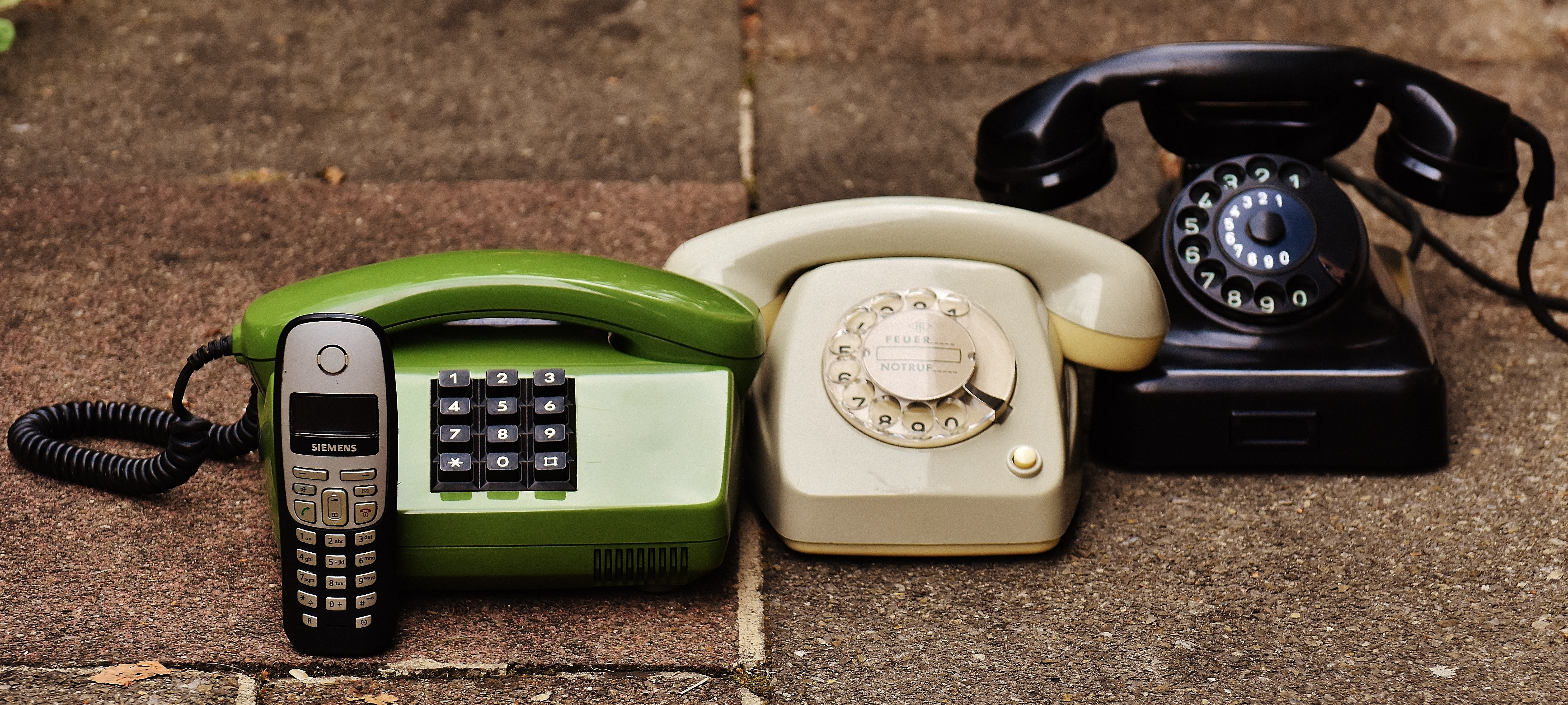 telephone, contact